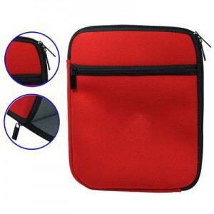 LambeMu E18N3-IPAD2-0392 - Pochette rembourrée pour iPad 1, 2, 3, 4 et 5