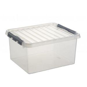 Sunware Boîte Qline en plastique (36 L)