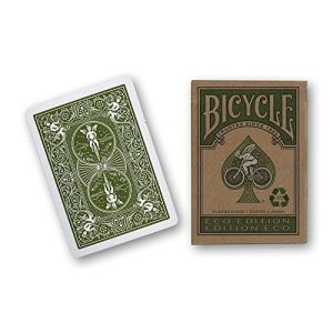 Bicycle 54 cartes de poker Eco Edition