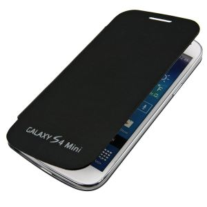 Kwmobile 14313 - Etui de protection à rabat pour Samsung Galaxy S4 Mini i9190 et i9195