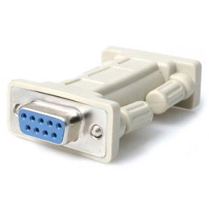 StarTech.com NM9FF- Adaptateur null modem DB9 série RS232 F/F