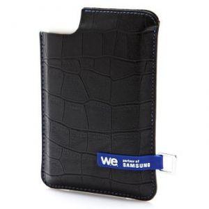 "WE 250 Go by Samsung - Disque SSD externe Housse simili cuir 250 Go 2.5"" USB 3.0"