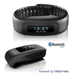 Visiomed Bewell Connect MyCoach - Tracker d'activité