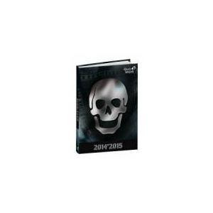 Quo Vadis Agenda scolaire 12x17 Multilingue Skulls Boys