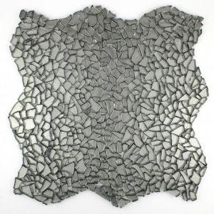 Osmose - Carrelage verre mosaïque pour salle de bain, piscine, hammam (30 x 30 cm)
