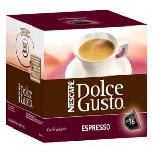 Nescafe 16 capsules Dolce Gusto Espresso