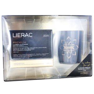 Lierac Coffret Premium - Crème voluptueuse et bougie premium