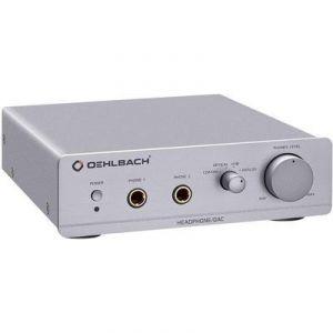 Oehlbach XXL Dac Ultra - Amplificateur pour casque avec convertisseur CNA intégré