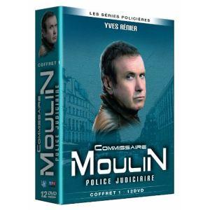 Coffret Commissaire Moulin - Volume 1