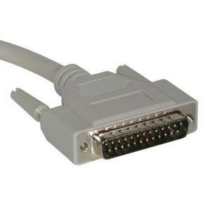 C2g 81474 - Câble parallèle DB25 M/M 5 m ( IEEE-1284 )