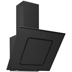hotte noir 60 cm comparer 200 offres. Black Bedroom Furniture Sets. Home Design Ideas