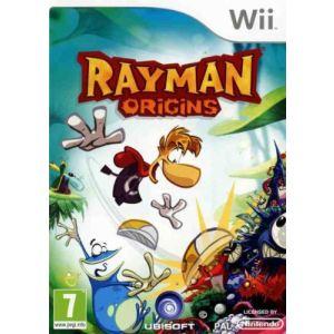 Rayman Origins sur Wii