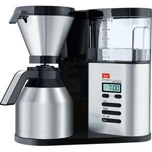 Melitta 1012-06 Aroma Elegance Therm DeLuxe - Cafetière programmable