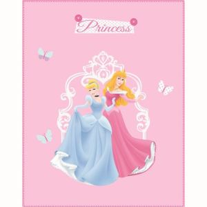 Cti Couverture polaire Disney Princess (110 x 140 cm)
