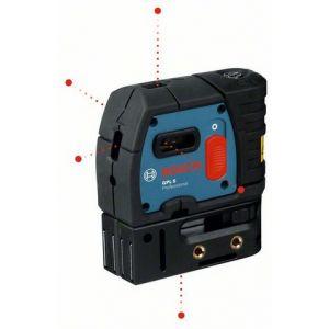 Bosch GPL 5 - Laser 5 points à mise à niveau automatique horizontale et verticale