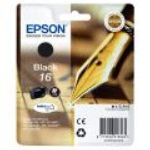 Epson T1621 - Cartouche d'encre n°16 noire