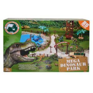 LGRI Coffret parc de dinosaure