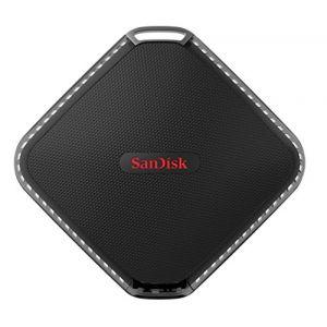 Sandisk SDSSDEXT-120G-G25 - Disque SSD portable Extreme 500 120 Go USB 3.0