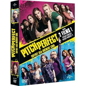Coffret Pitch Perfect + Pitch Perfect 2