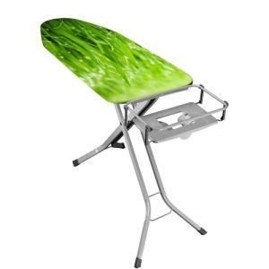 Table à repasser 130x48 cm avec housse en coton