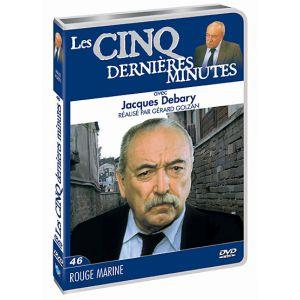 Les 5 dernières minutes - Jacques Debary - Volume 46 : Rouge Marine