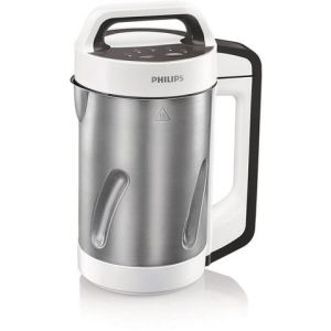 "Philips HR2201/80 - Blender chauffant ""SoupMaker"" Viva Collection 1,2 L"