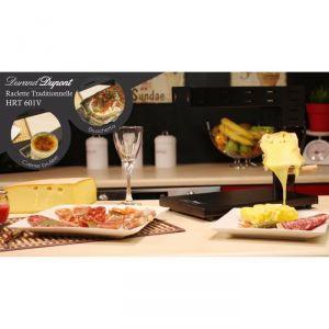 Harper HRT601V - Raclette traditionnelle