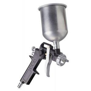 Ferm ATM1039 - Pistolet à peinture à gravité