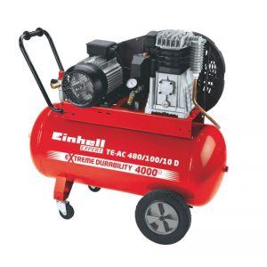 Einhell TE-AC 480/100/10 D - Compresseur 3 kW triphasé 400V