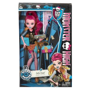 Mattel Monster High Gigi Grant Photo de classe