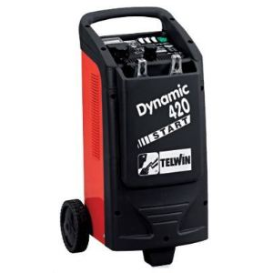 Telwin Dynamic 420 Start - Chargeur Démarreur 12/24V 400A