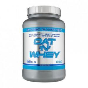 Scitec nutrition Oat & whey - 1.38kg vanille