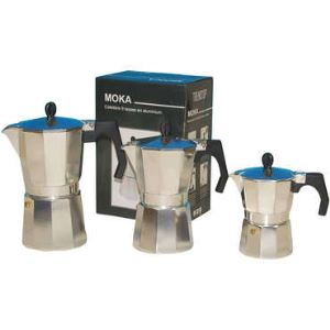Trend'Up Moka - Cafetière italienne 6 tasses