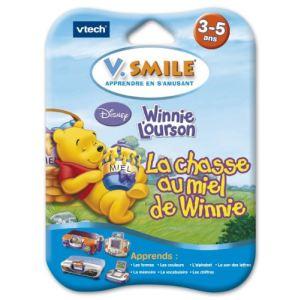 Vtech Jeu V.Smile : La Chasse au Miel de Winnie