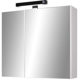 Armoire de toilette avec miroir comparer 365 offres for Miroir alterna seducta 90