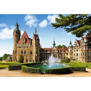 Castorland Puzzle Château de Moszna, Pologne 1500 pièces