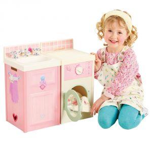 Worlds Apart 865512 - Machine à laver et évier pour enfant
