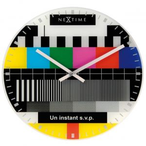Horloge murale originale comparer 150 offres for Thermometre cuisine gifi