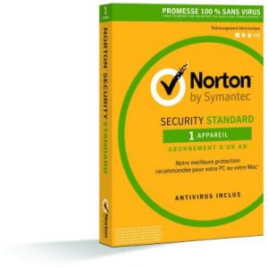 Norton Security Standard 2016 pour Windows, Mac OS, Android, iOS
