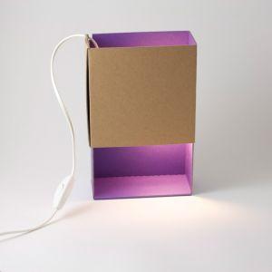 Boite violet comparer 1557 offres for Boite a couture design