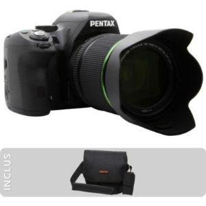 Pentax K-50 (avec objectif 18-135mm)