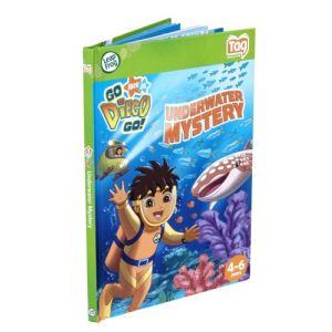 Leapfrog Livre Tag : Go Diego Go Underwater Mystery