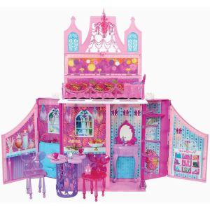 Mattel Château des fées Barbie Mariposa