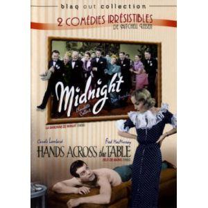 Coffret mitchell leisen - La baronne de minuit + Jeux de mains
