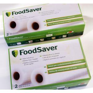 Food saver FSR2002-I - Rouleau de sachets pour appareil à emballer sous-vide