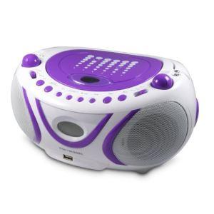 Metronic Pop - Radio CD-MP3 avec port USB