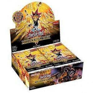 Konami Yu-Gi-Oh! Millénium pack Booster - Boîte jeu de cartes (Paquet de 36) - Cartes Anglaises