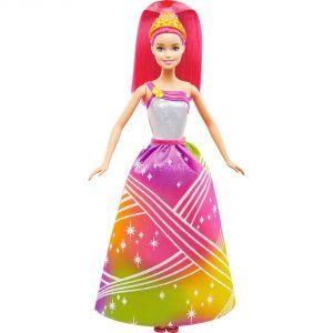 Mattel Barbie lumière arc en ciel