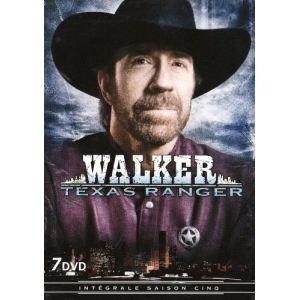 Walker, Texas ranger : L'intégrale saison 5