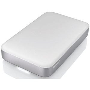 Buffalo HD-PA256TU3S-EU - Disque SSD MiniStation Thunderbolt 256 Go USB 3.0/Thunderbolt